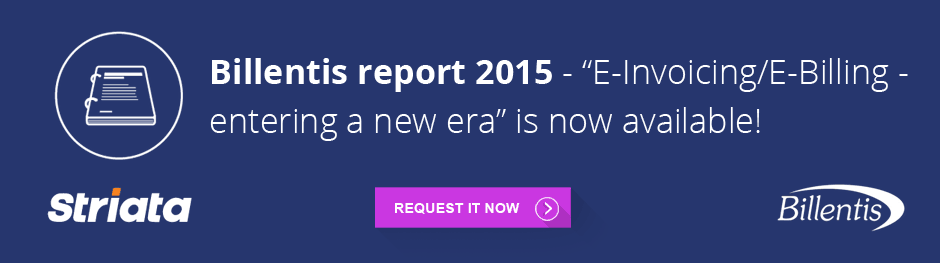 Billentis Report 2015 - Get it now