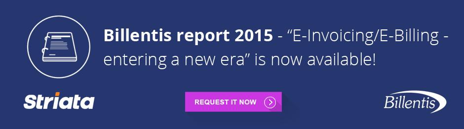 Billentis Report 2015 - Get it now