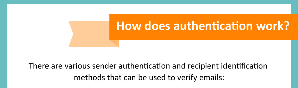 How does Authentication work