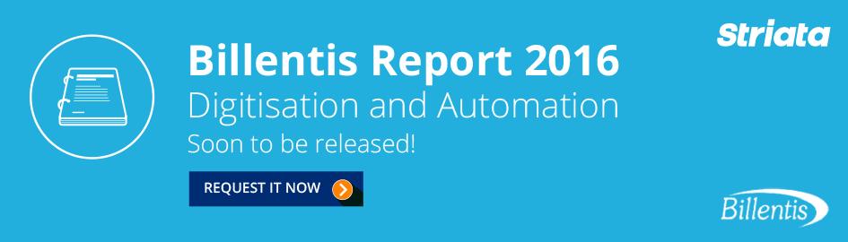 Billentis report - Request now