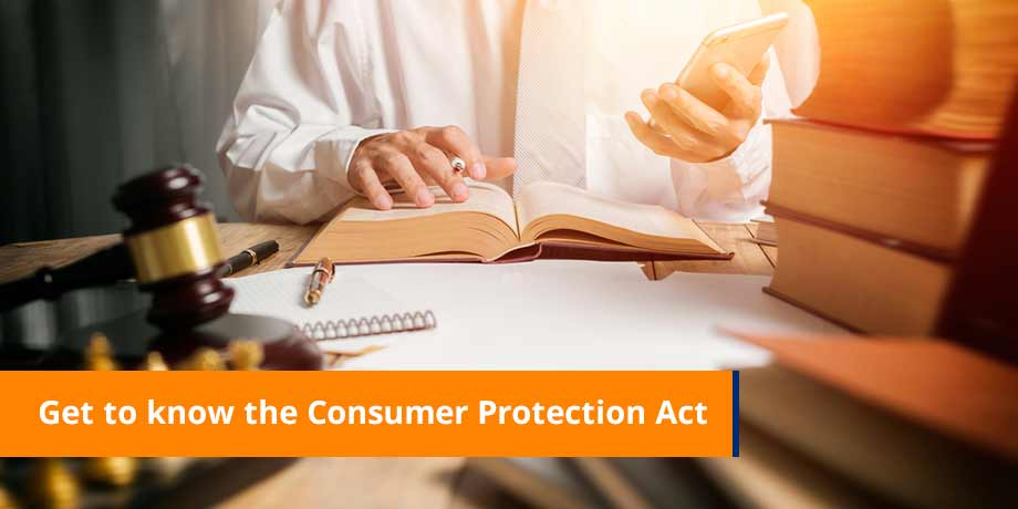 Get to know the Consumer Protection Act