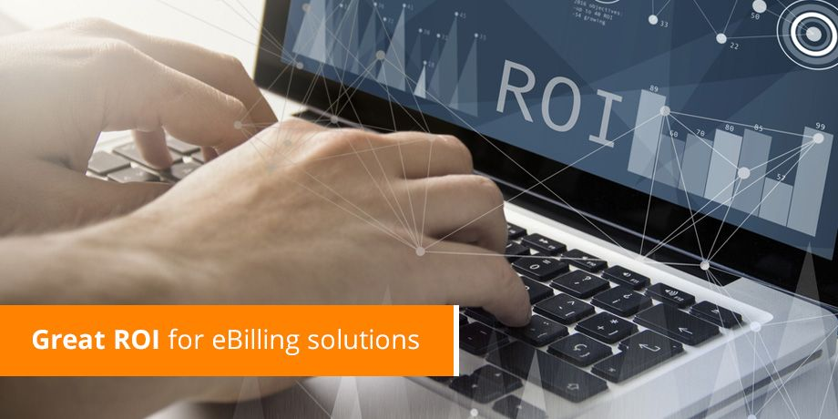 Great ROI for eBilling solutions