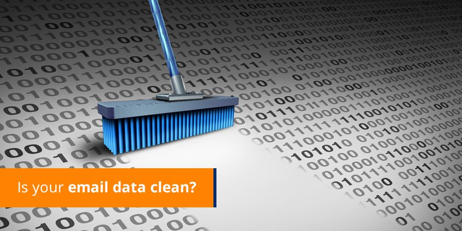 Is you email data clean