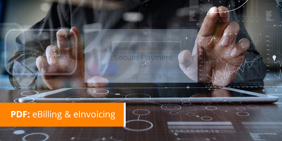5 Reasons why PDF will be the saviour of eBilling and eInvoicing