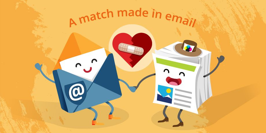 Printers and electronic document delivery specialists - a match made in email