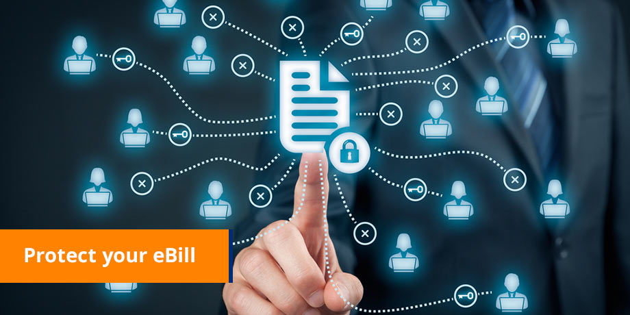 Protect your eBill