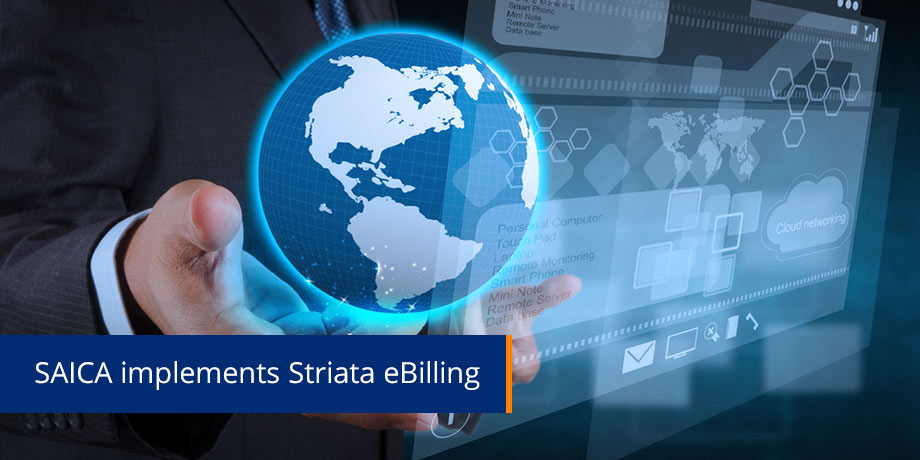 SAICA Implements Striata eBilling