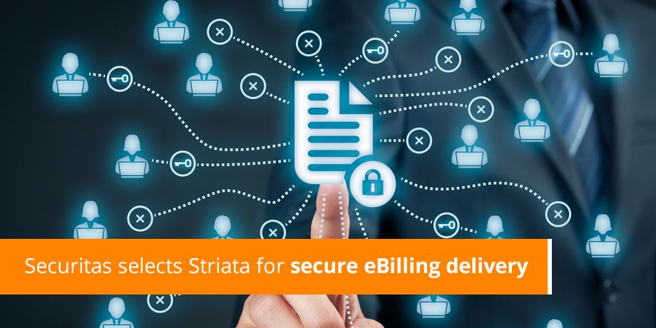 Securitas Selects Striata For Secure eBilling Delivery