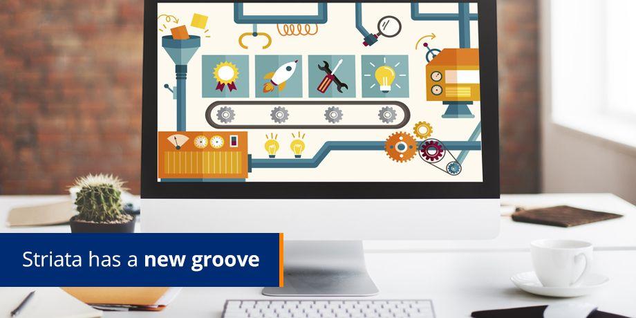 Striata Unveils a New Logo, New Website