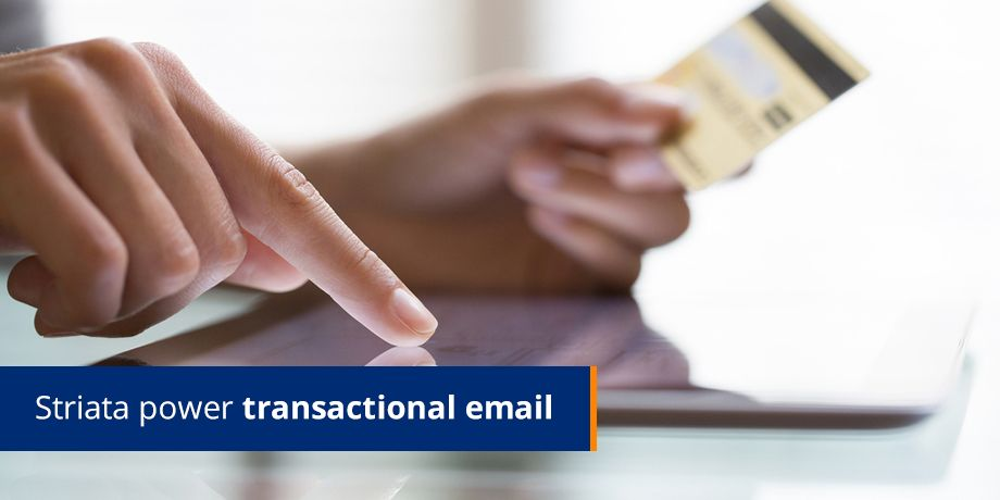 Striata Power Transactional Email