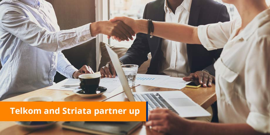 TDS (Telkom Directory Services) and Striata Partner up