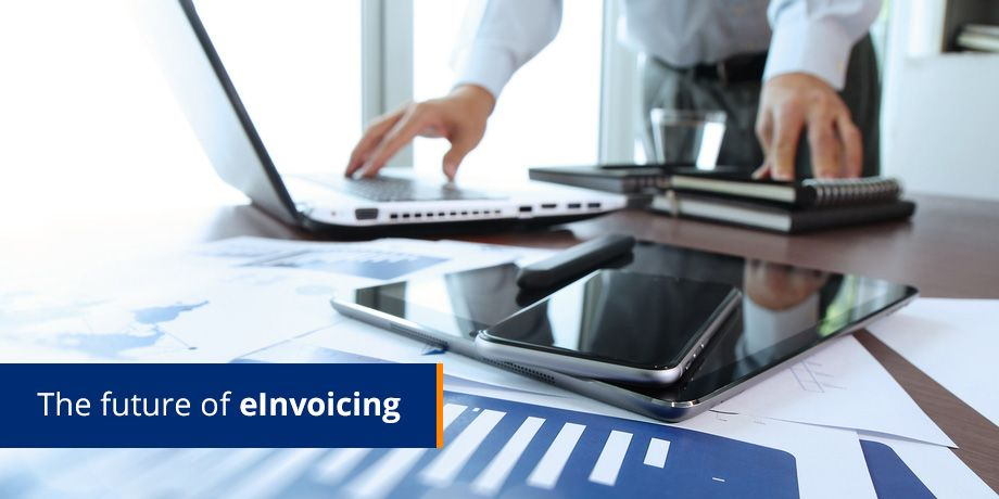 eInvoicing is big business – and pretty soon it's going to be for small business too