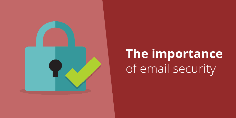 The complexity of email - Email security importance