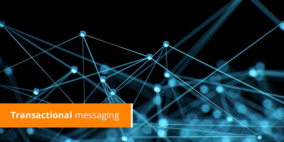 Transactional messaging