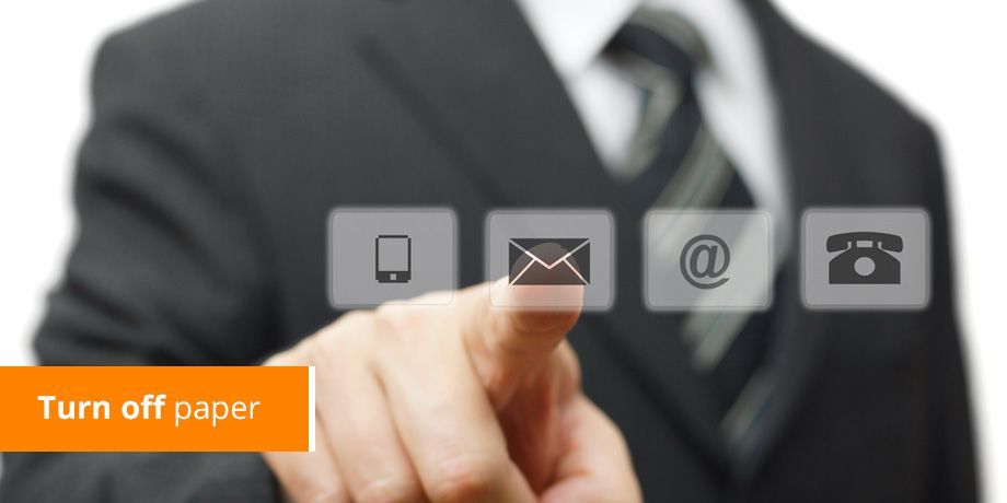 Why secure email technologies won't turn off paper