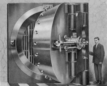 Bank Vault Security