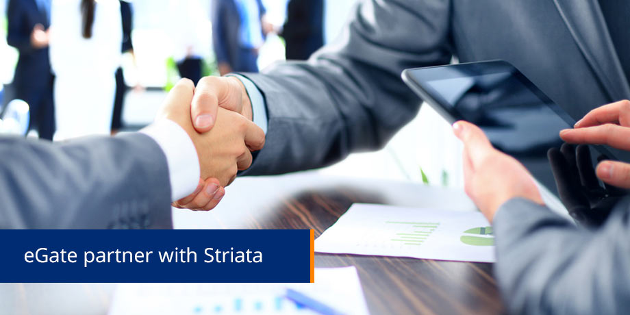 e-Gate Partner With Striata