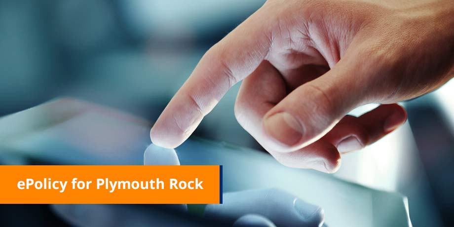 ePolicy For Plymouth Rock