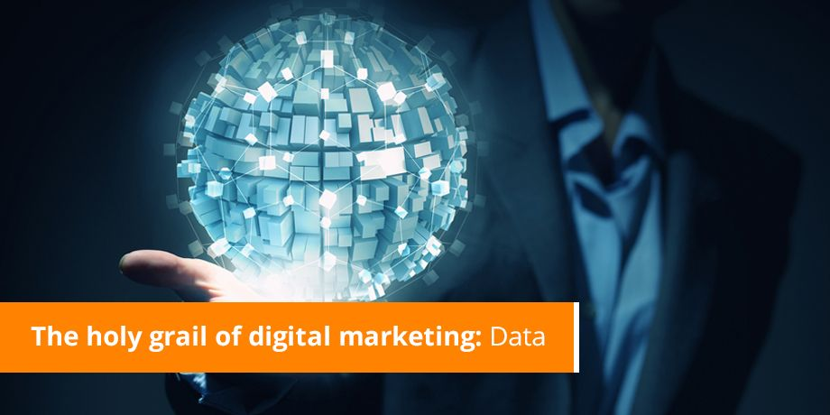 The Holy Grail Of Digital Marketing Data