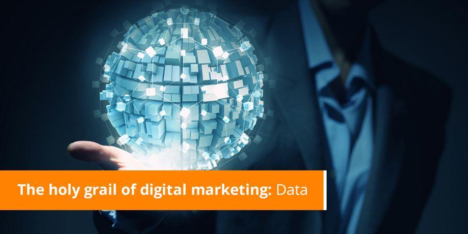 The Holy Grail Of Digital Marketing Data