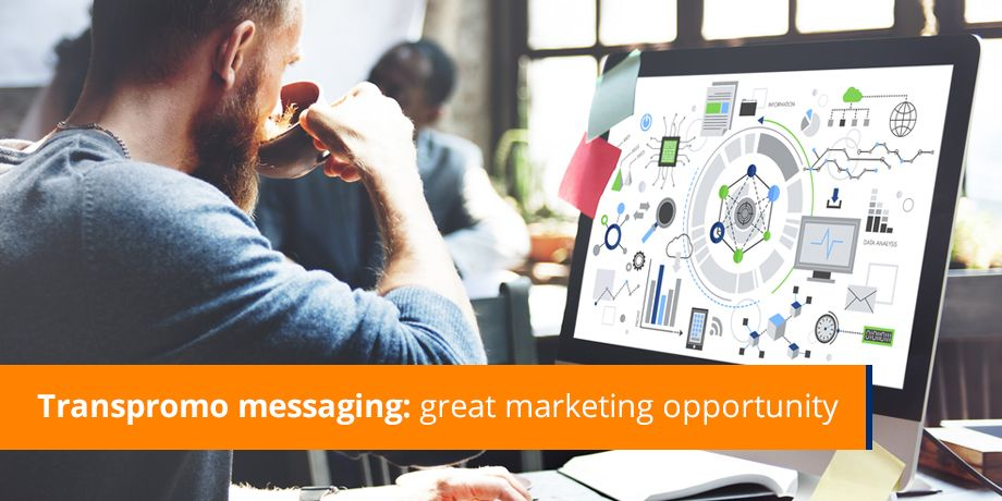 Transpromo Messaging Great Marketing Opportunity