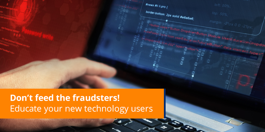 Is technology integration feeding the fraudsters?