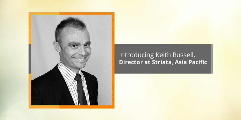 Introducing Keith Russell