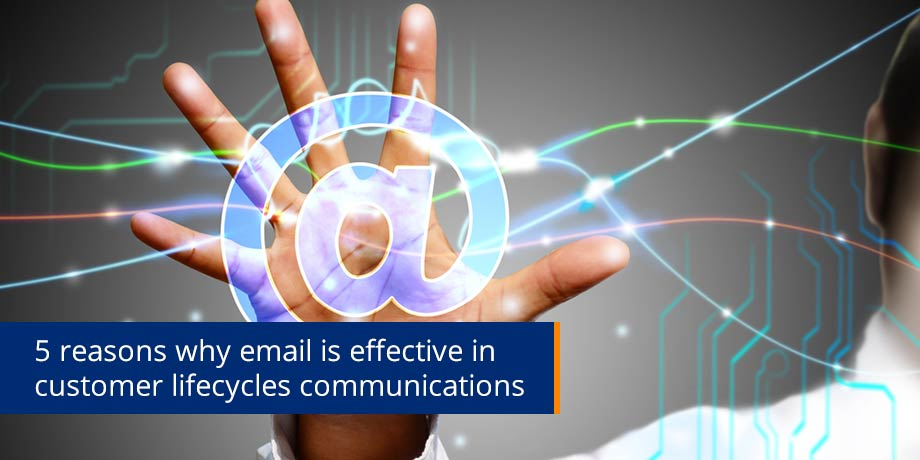 Leverage the power of email to drive and maintain customer loyalty