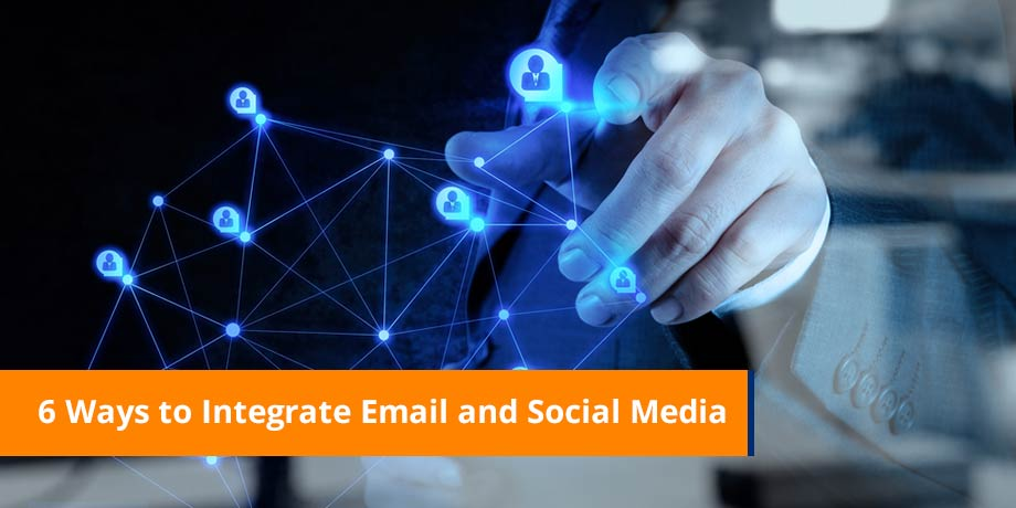 Integrating Email and Social Media