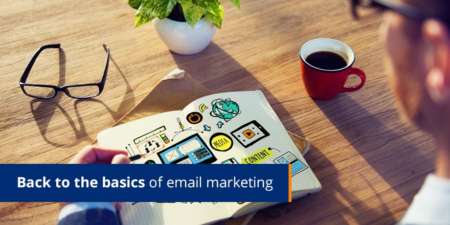 Email campaigns - don't forget the basics