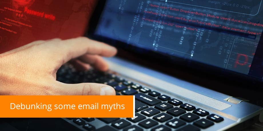 Debunking Some Email Myths