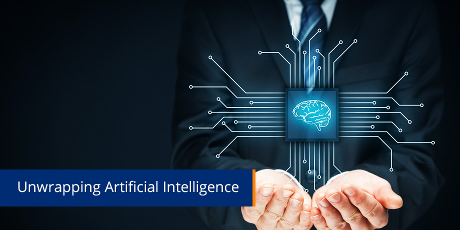 Artificial Intelligence - your key to effective digital transformation