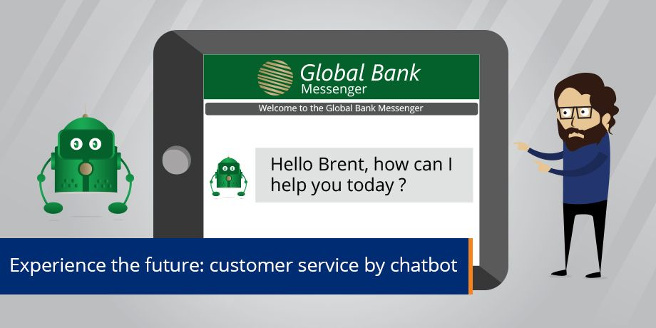 How can I help you? The rise of the chatbot