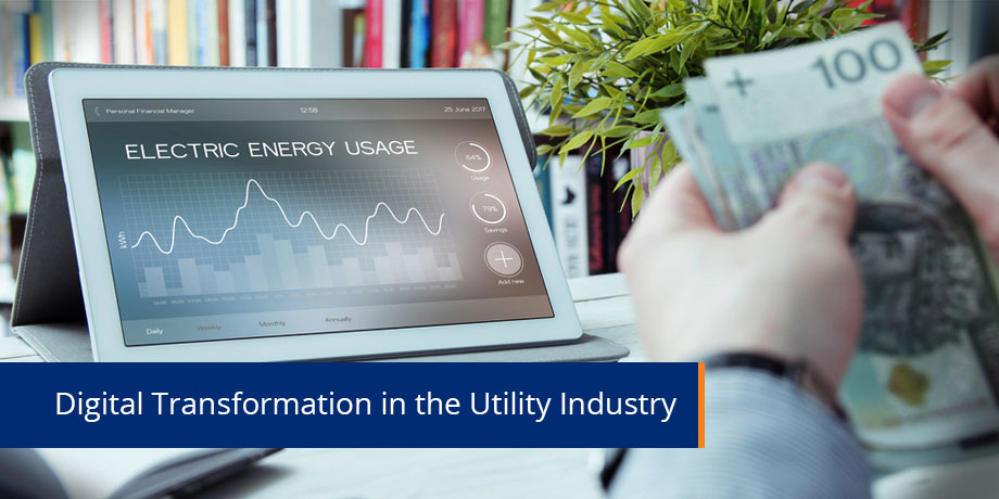 Focus on the digital utility