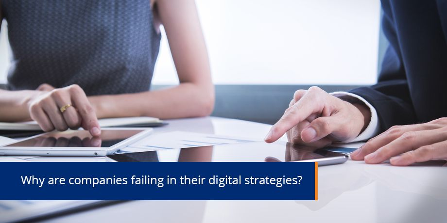 Digital transformation - Why some companies fail ...