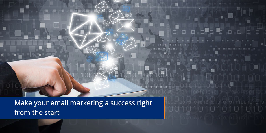 Great email marketing tactics and statistics