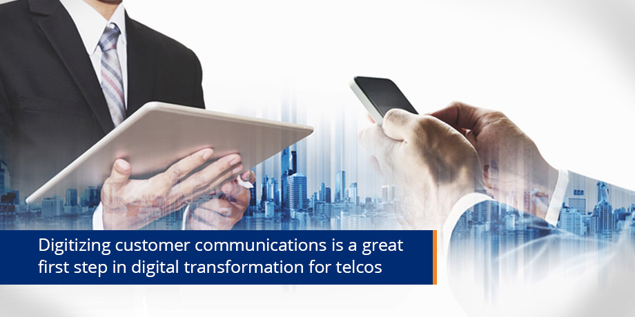 In an age of disruption, it's imperative that telcos get their customer communications right