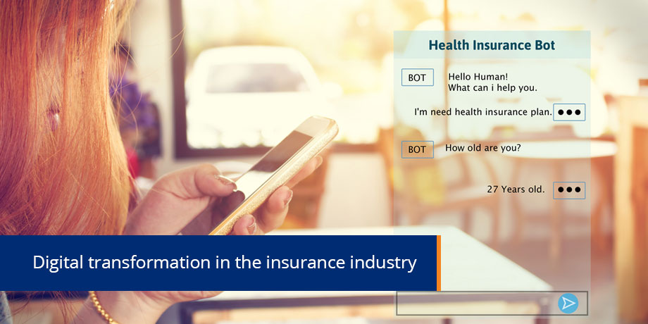 Why insurers need to transform digitally