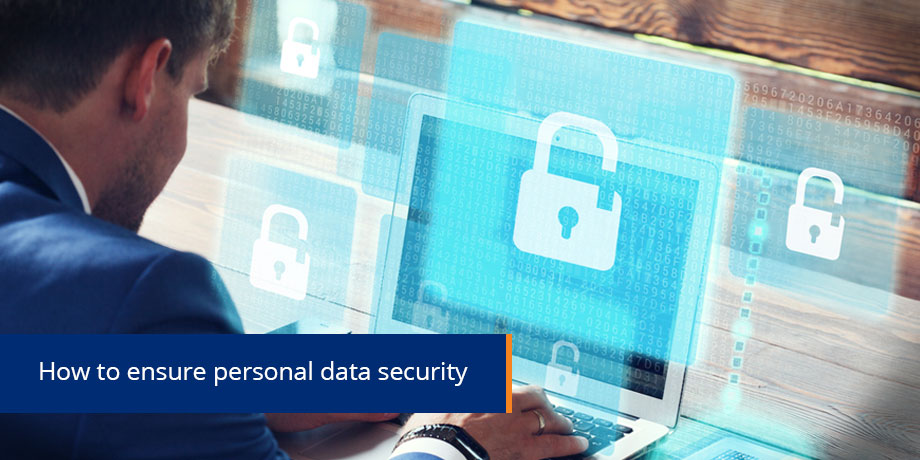 Data security - sharing the responsibility