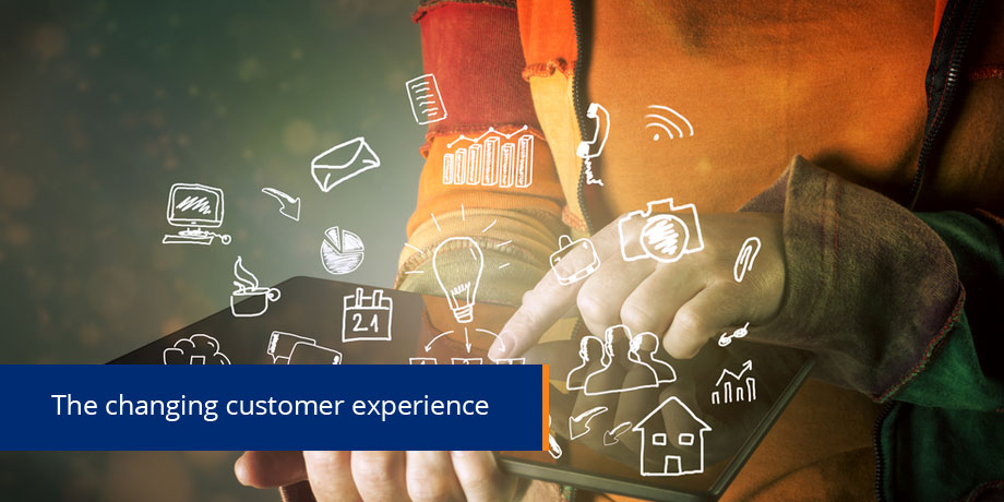 How digital is transforming the customer experience in Insurance