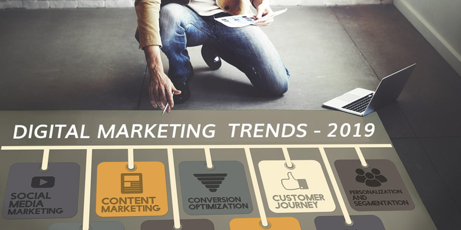 What can we expect from digital marketing in 2019?
