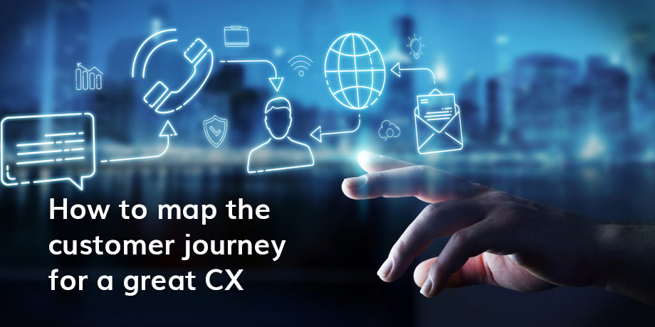 Digital customer touchpoints and the customer journey