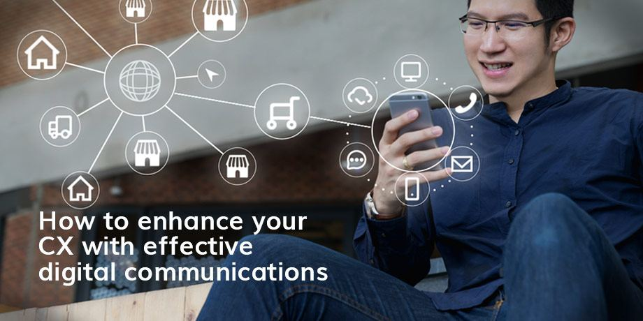 Want to create great customer experiences? Start with your digital communication