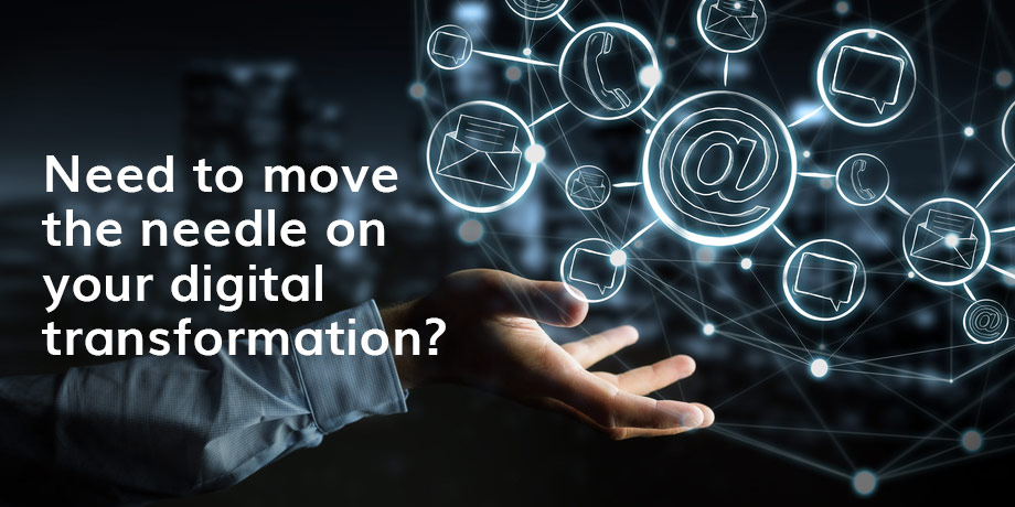 Communication is a key competency in the journey to digital maturity