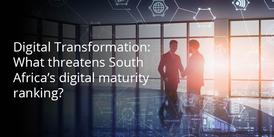4 Threats to South Africa's success in digital transformation