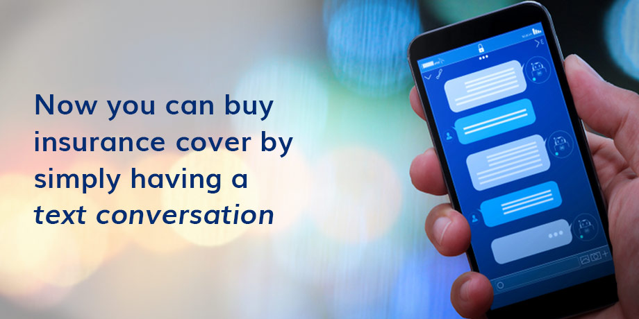 Are You Happy To Buy Insurance Coverage From A Chatbot?