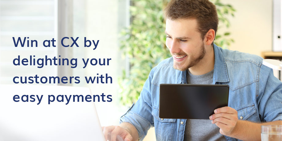 Make bill payment easy for your customers