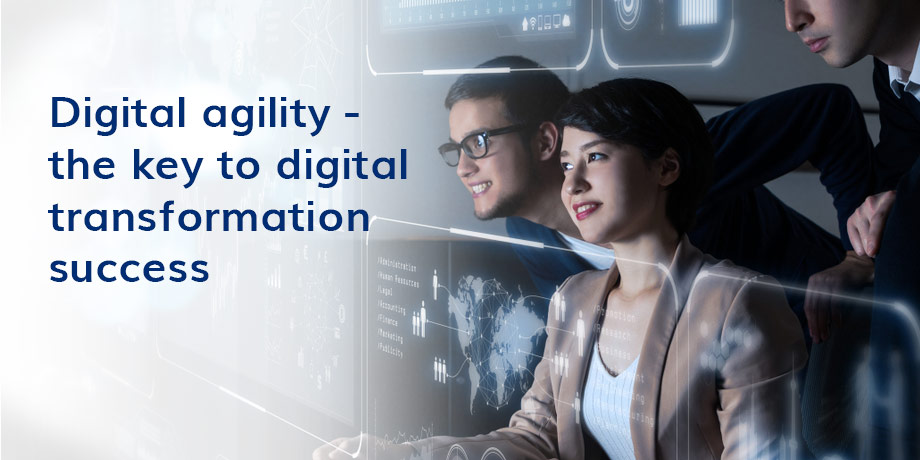 What is digital agility?