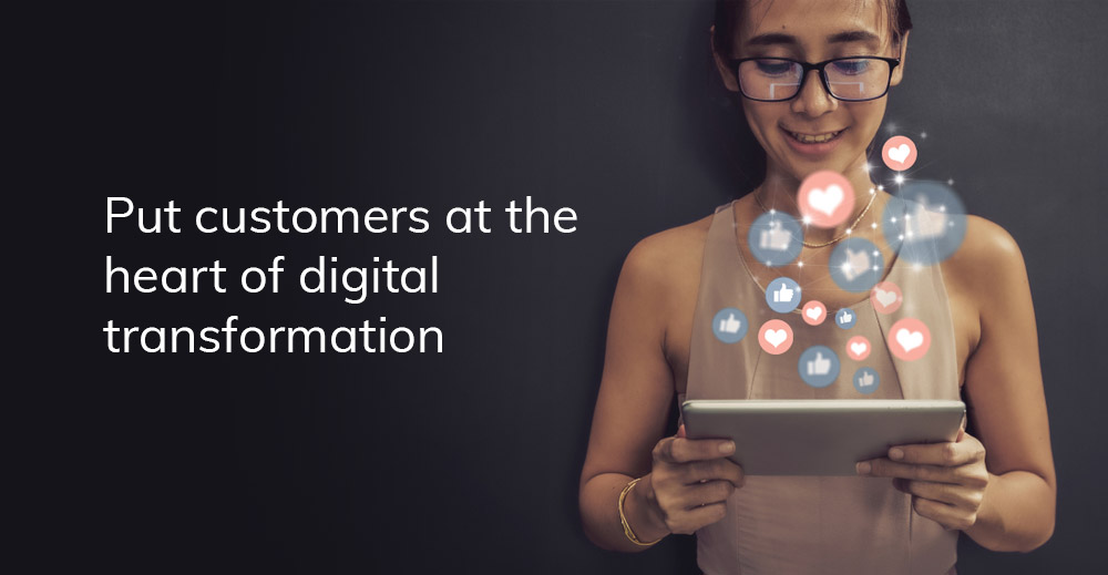 Why are digital transformation efforts in Financial Services failing to enhance CX?