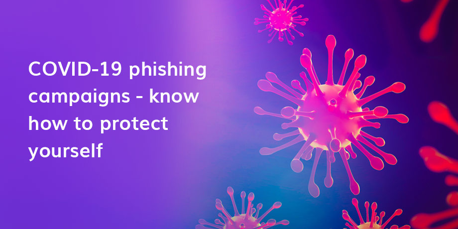 COVID-19: a new phishing hook for cybercriminals